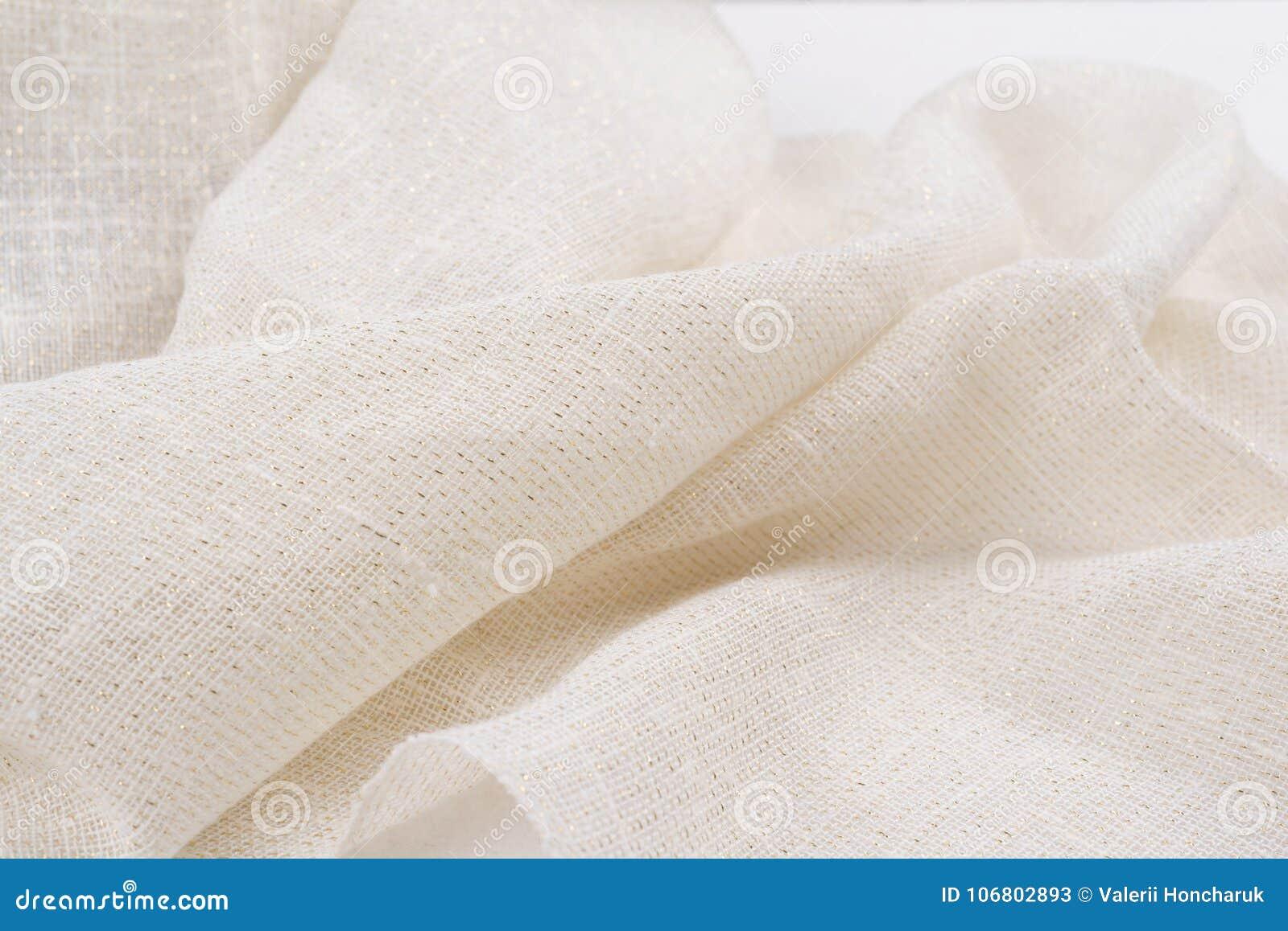 Download Ein Leinen Des Natürlichen Gewebes Sackleinen Gemasert Beschaffenheit, Hintergrund Stockbild - Bild von grau, hessian: 106802893