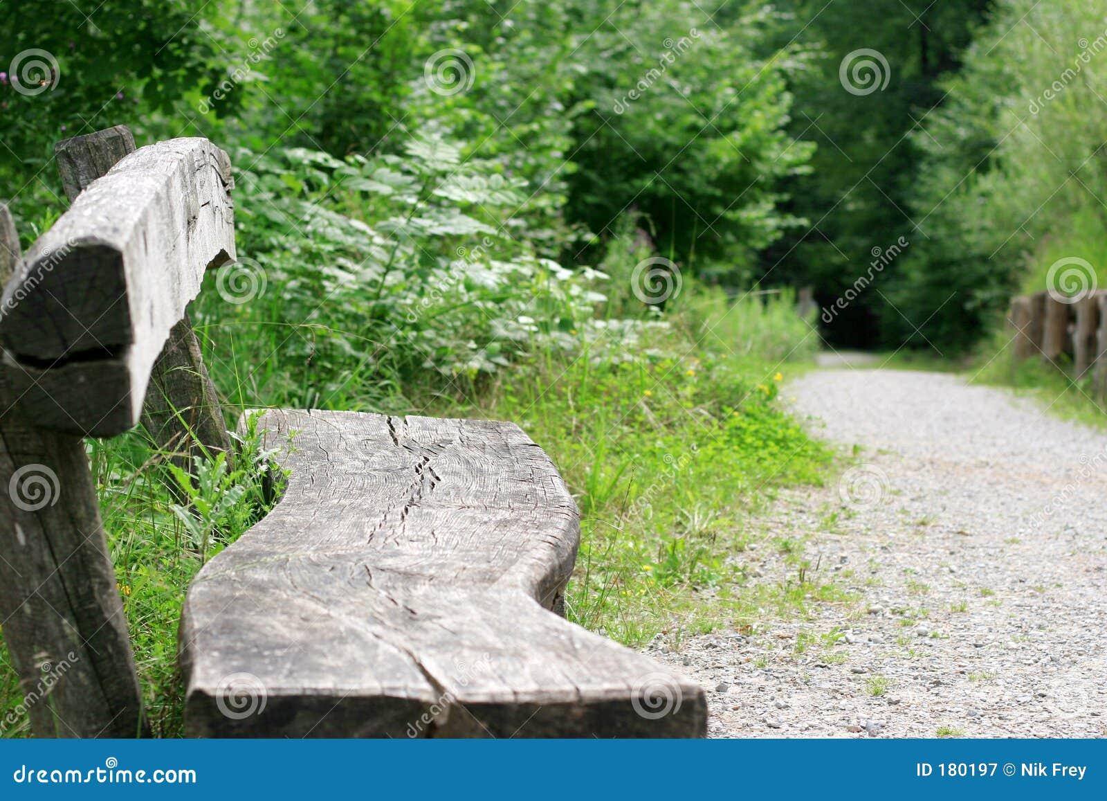 Ein Platz zum sich zu entspannen