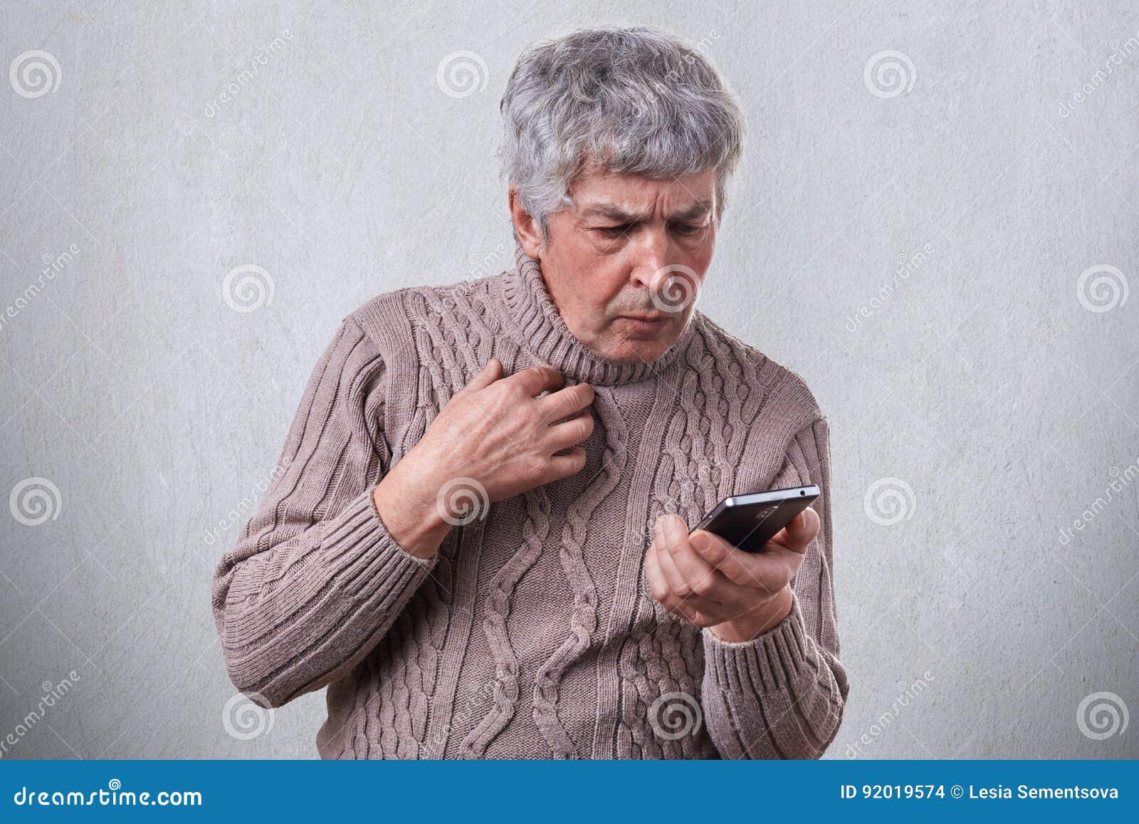 Probleme der Datierung eines älteren Mannes