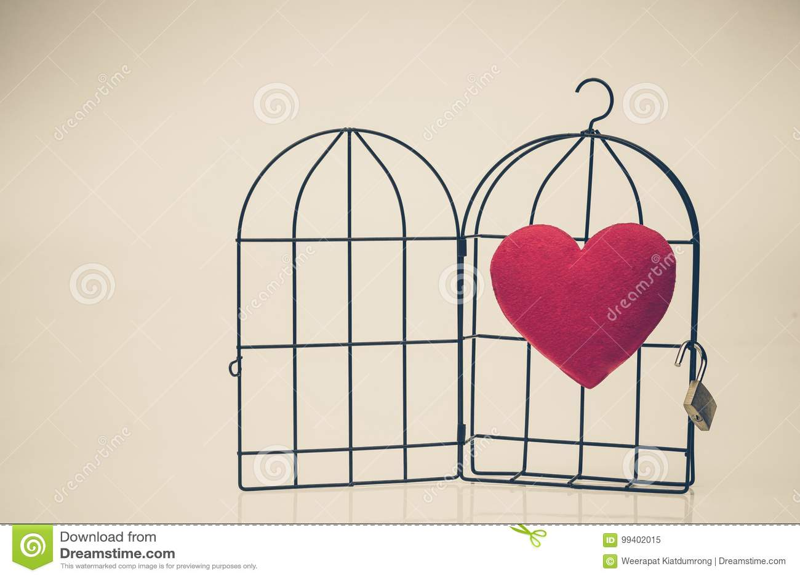 Herz Liebes Rahmen Stock Photos - Royalty Free Pictures