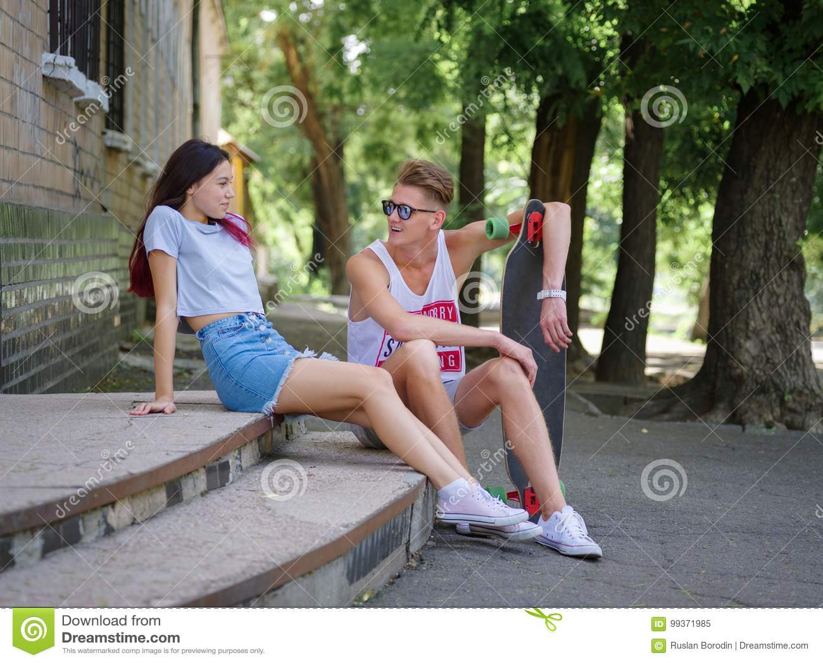 Dating du inviteres