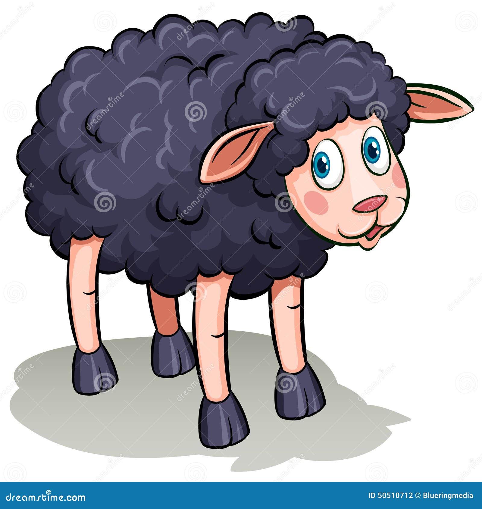 Ein schwarzes Schaf