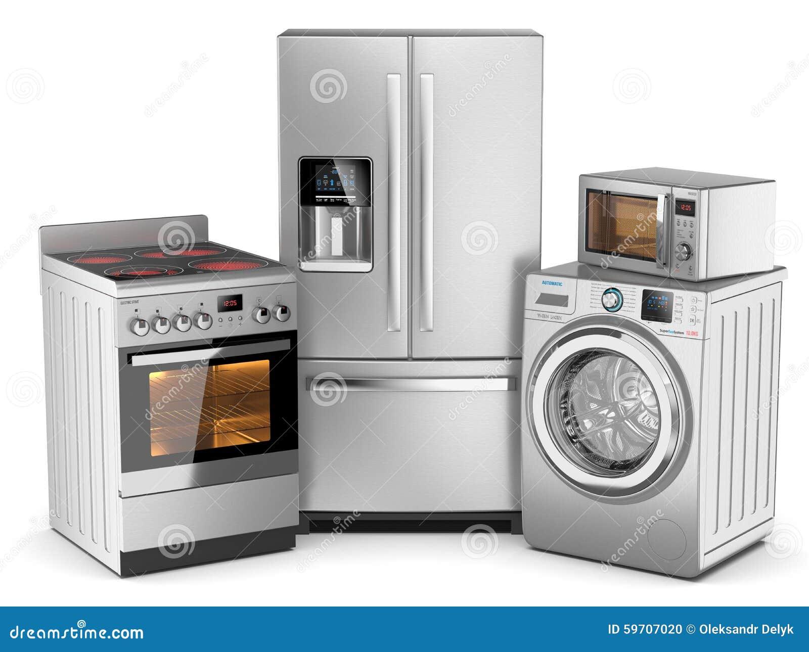 Ein Set Ikonen der Küchegeräte für Ihre Auslegung
