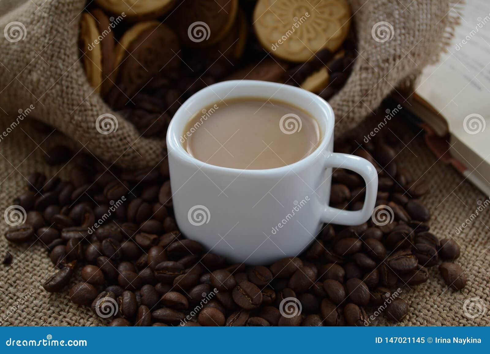 Ein Tasse Kaffee