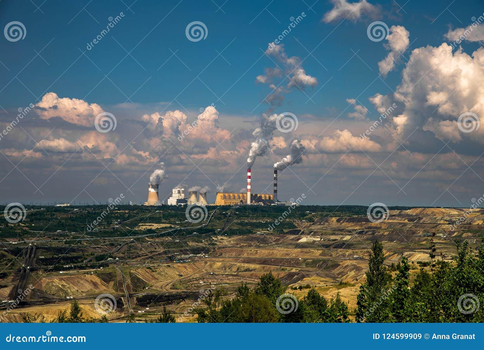 Ein ungewöhnliches Großkraftwerk