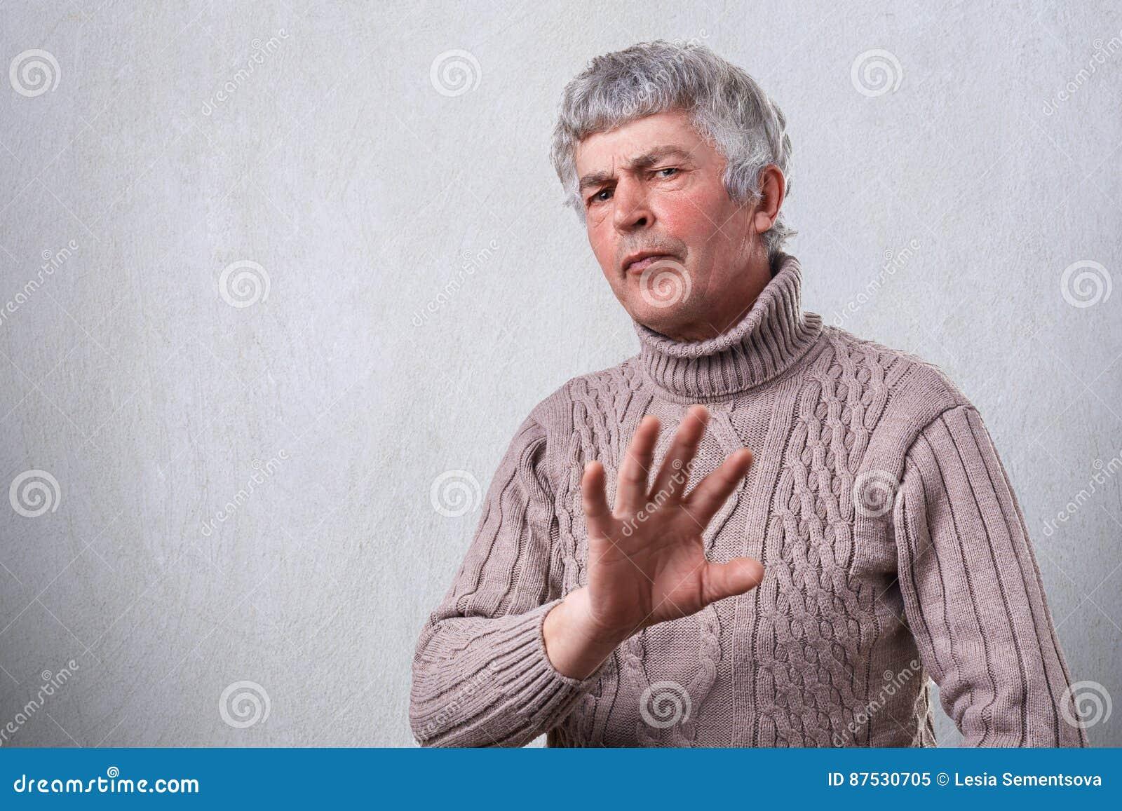 Negative Datierung Körpersprache