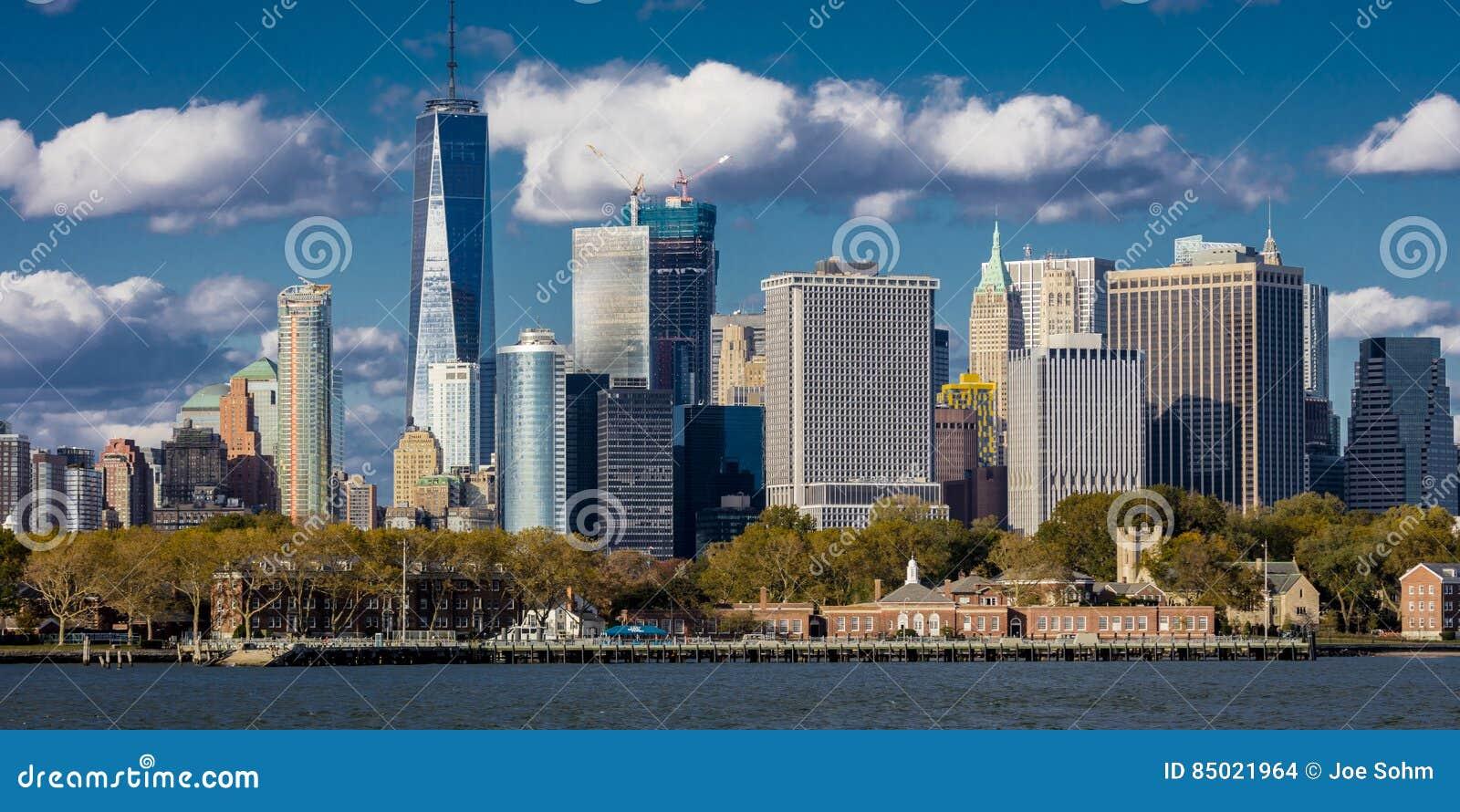 Ein World Trade Center Freedom Tower New York New York