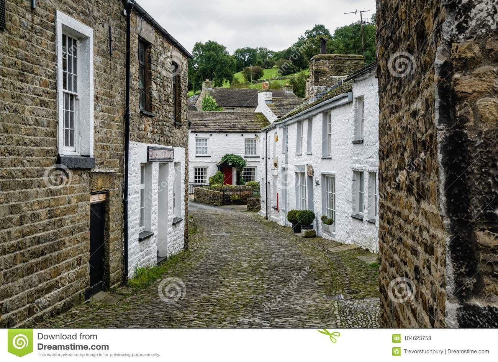 Einbuchtung, Cumbria