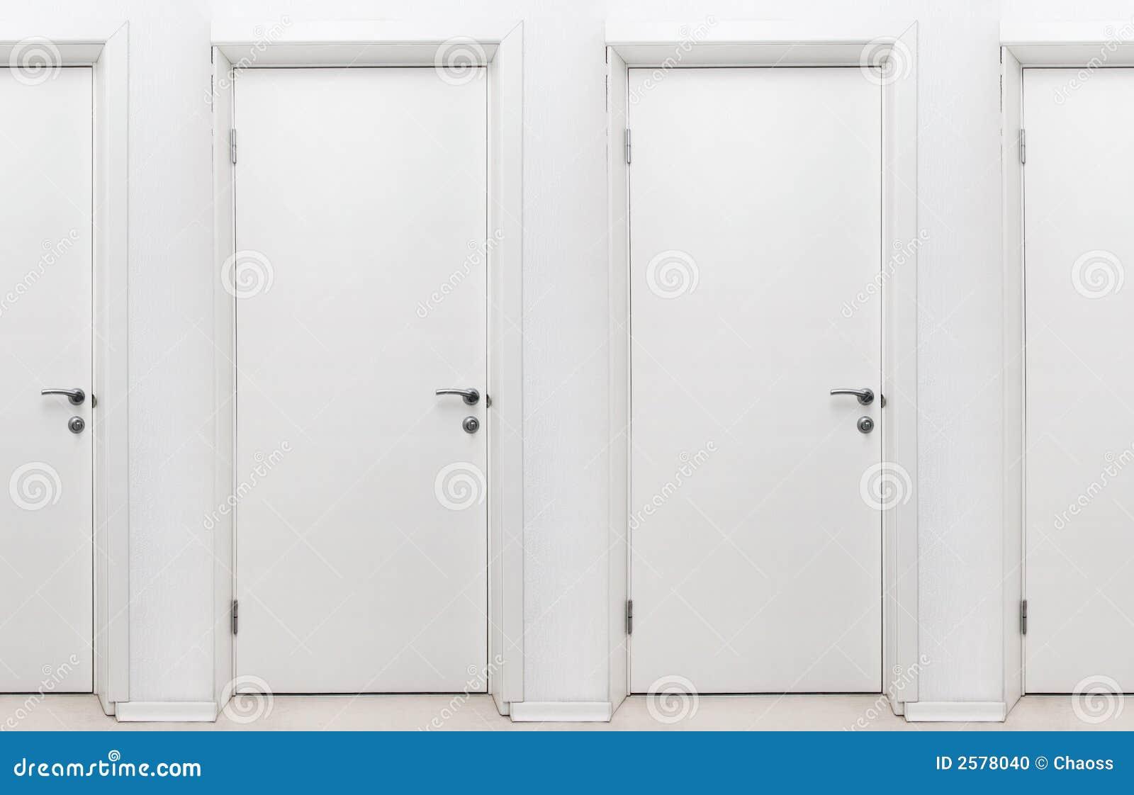 Eindeloze deuren