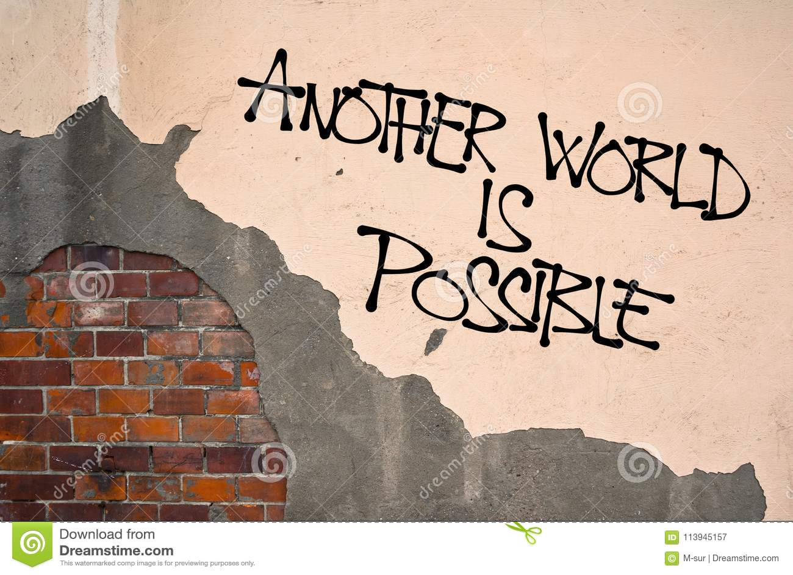 Eine andere Welt ist möglich
