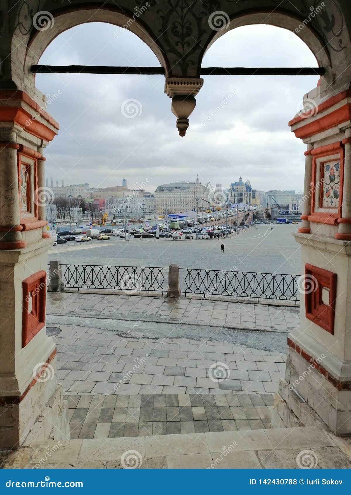 Eine Ansicht der Brücke