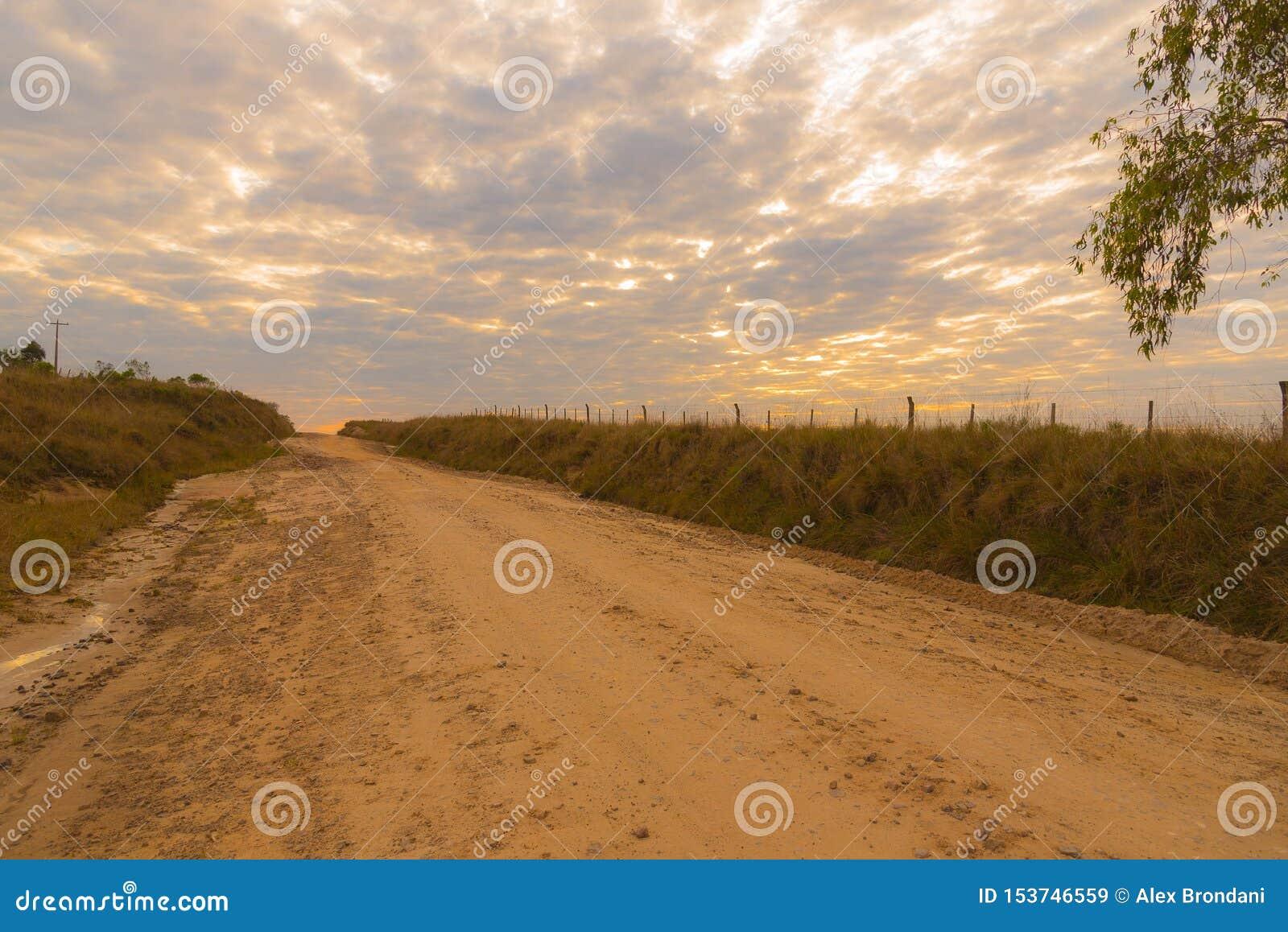 Eine Straße zu Unendlichkeit 02