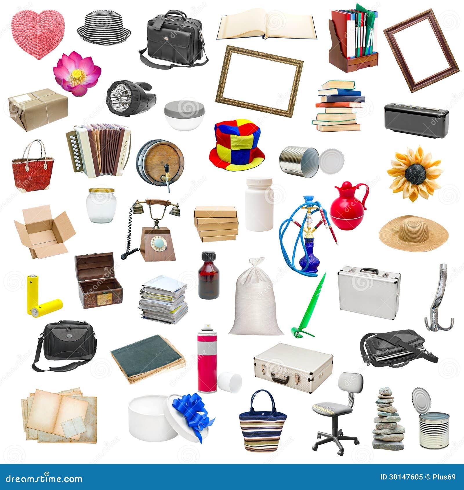 Gegenstände Mit I