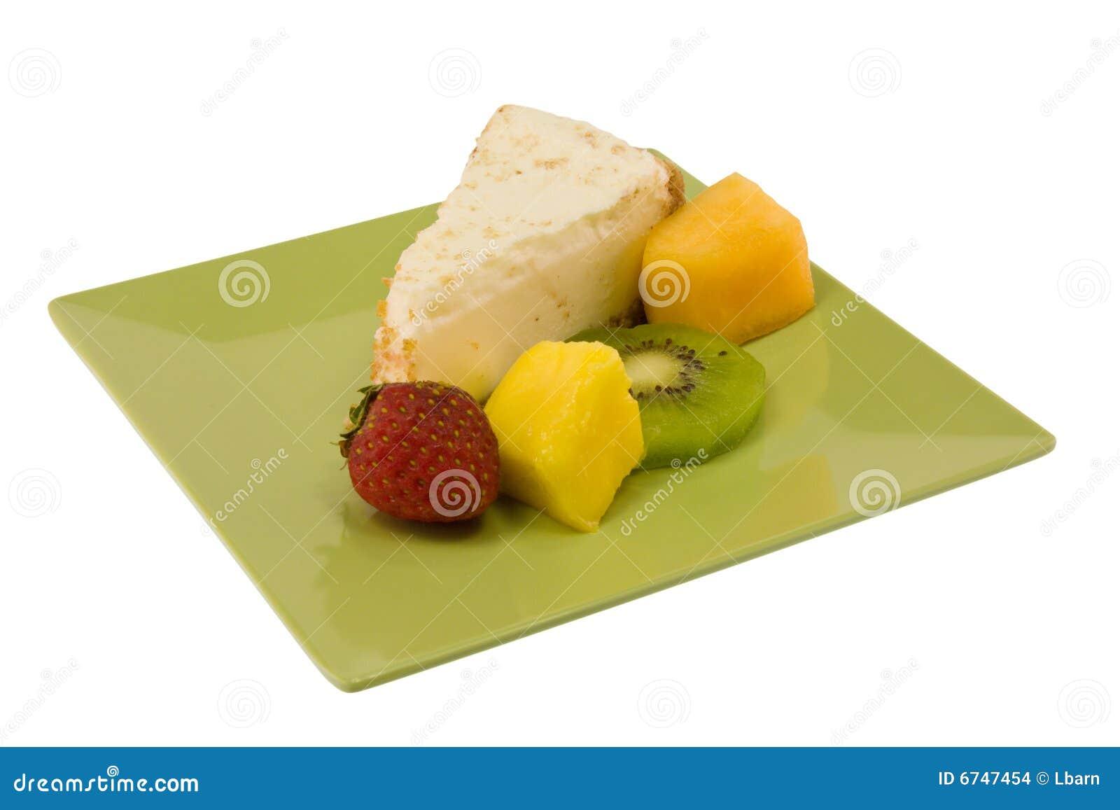 einfacher k sekuchen mit frischer frucht stockbilder bild 6747454. Black Bedroom Furniture Sets. Home Design Ideas