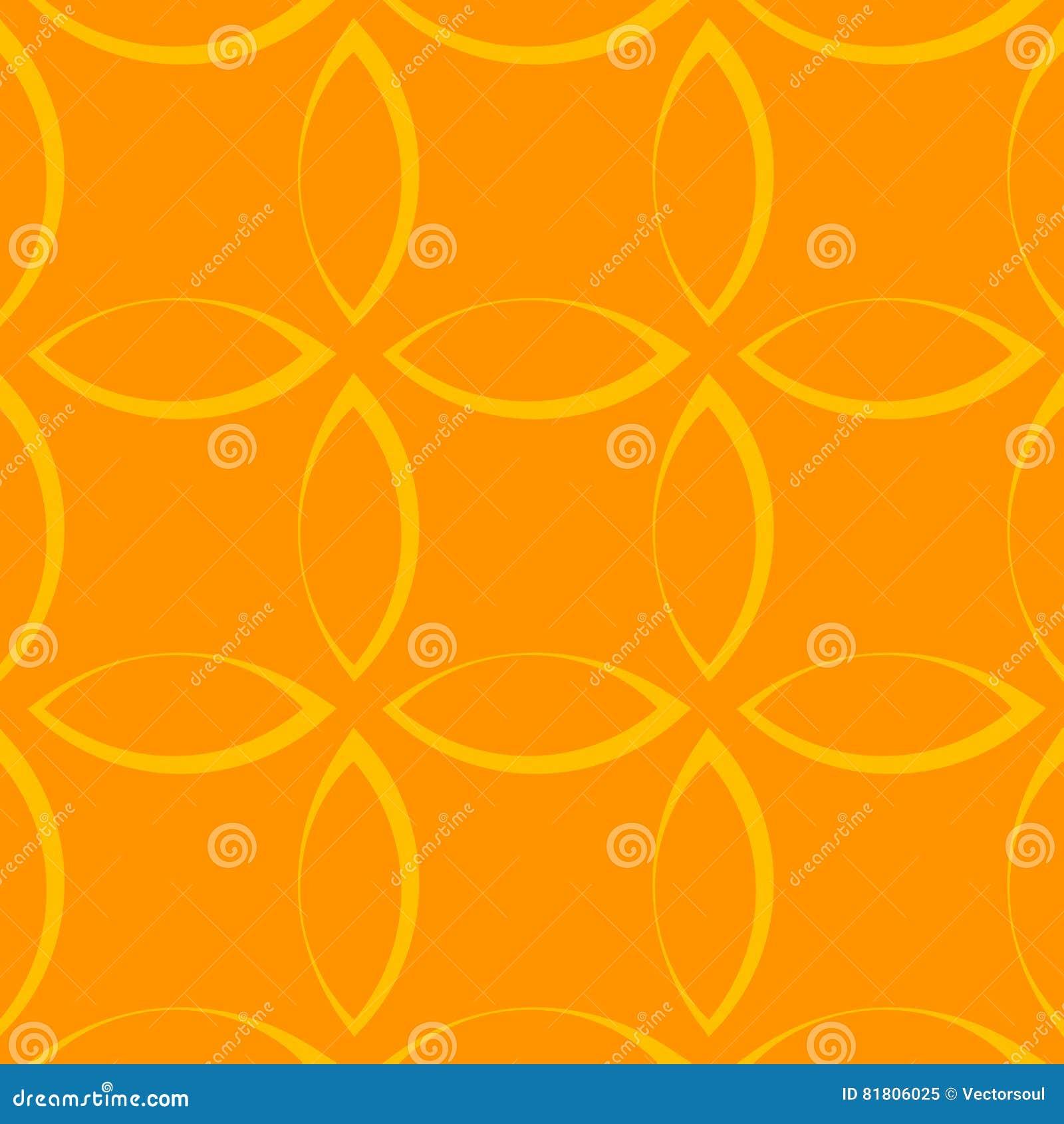 Einfarbiges sich wiederholendes Muster mit Blumenblatt-/Blumen-/Blattformen