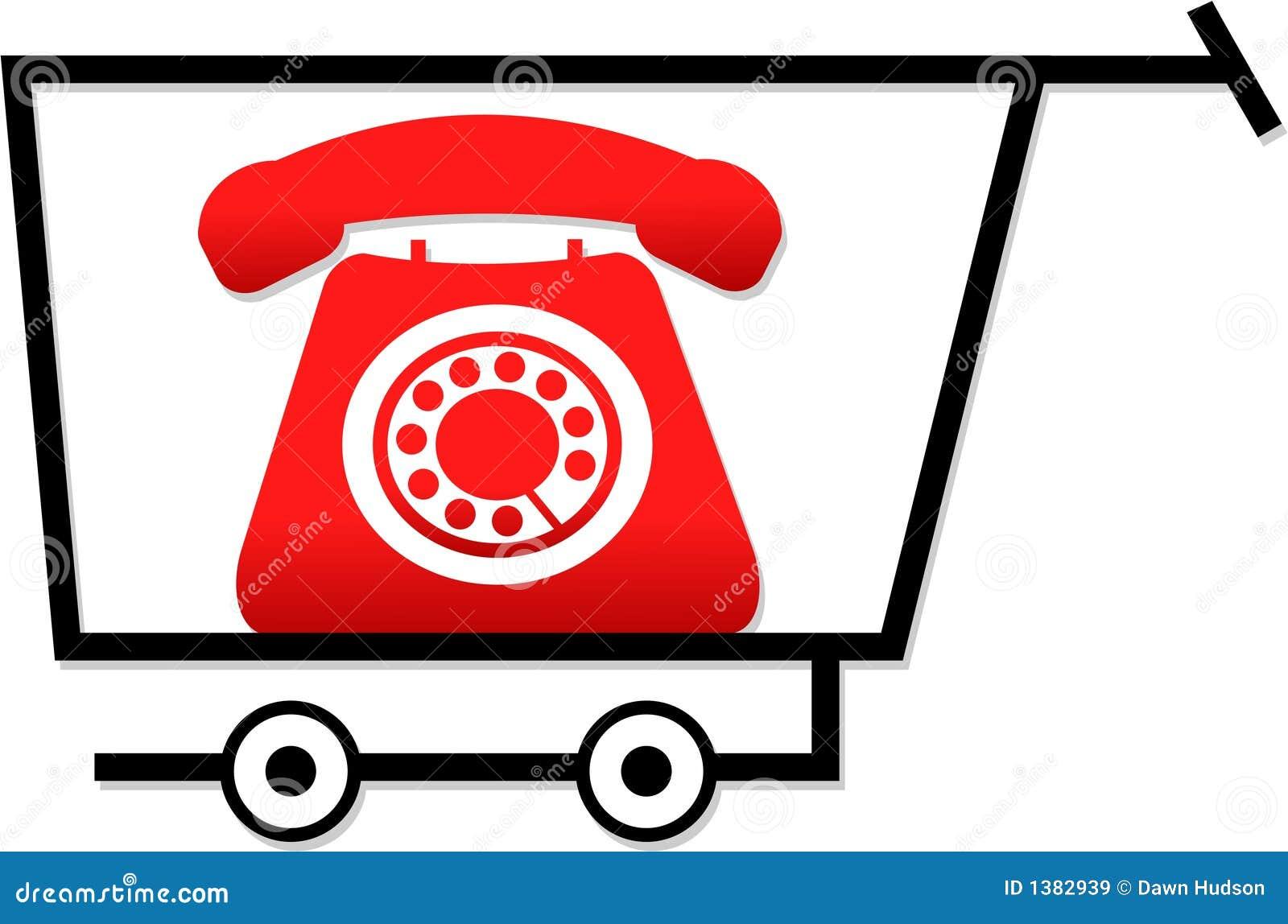 Einkauf für Telefone