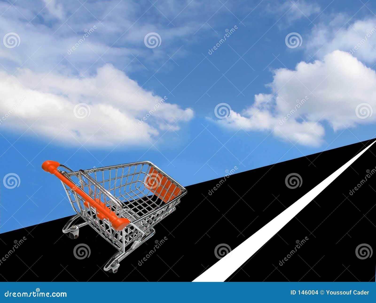 Einkaufswagen #4