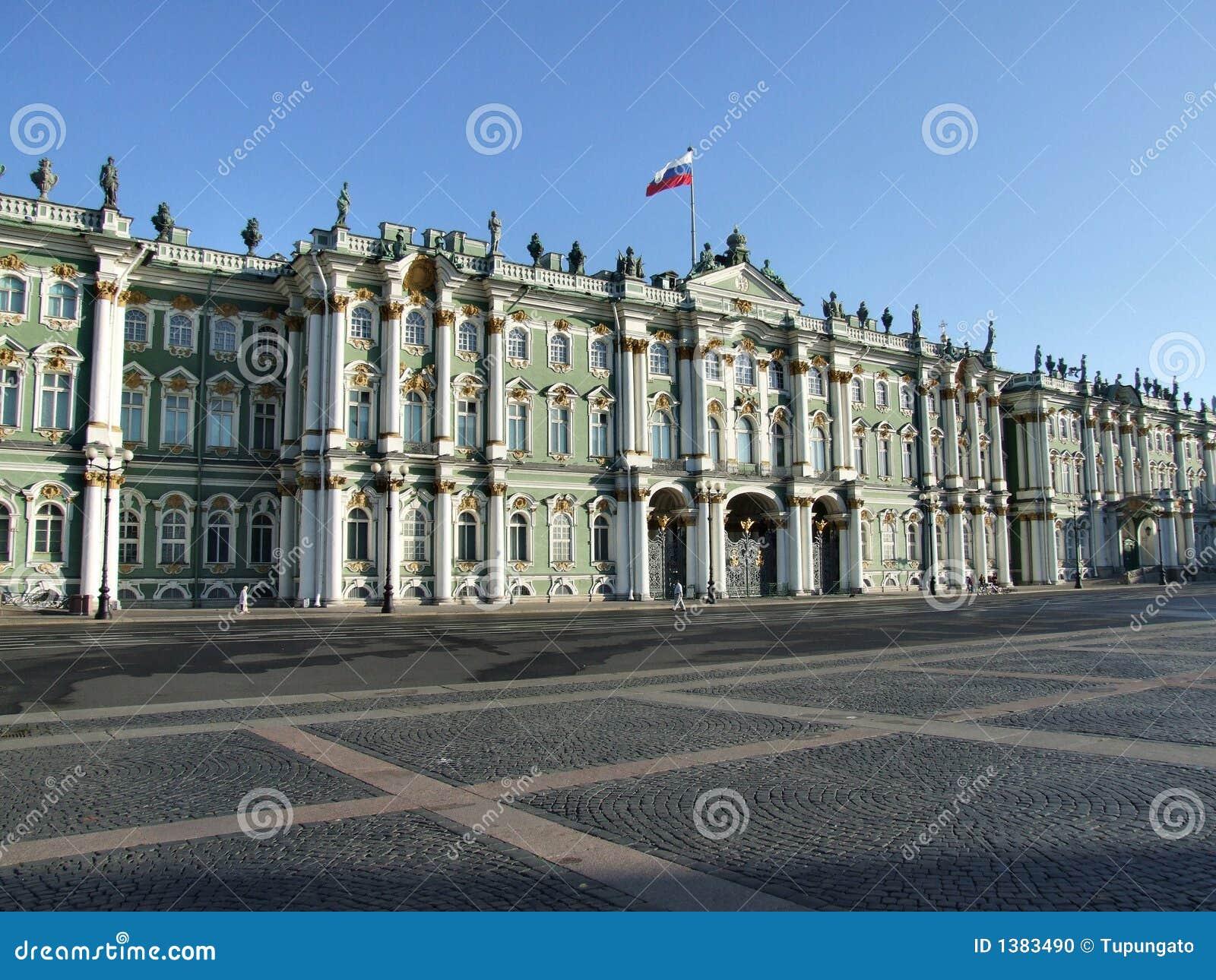 Einsiedlereimuseum in St Petersburg