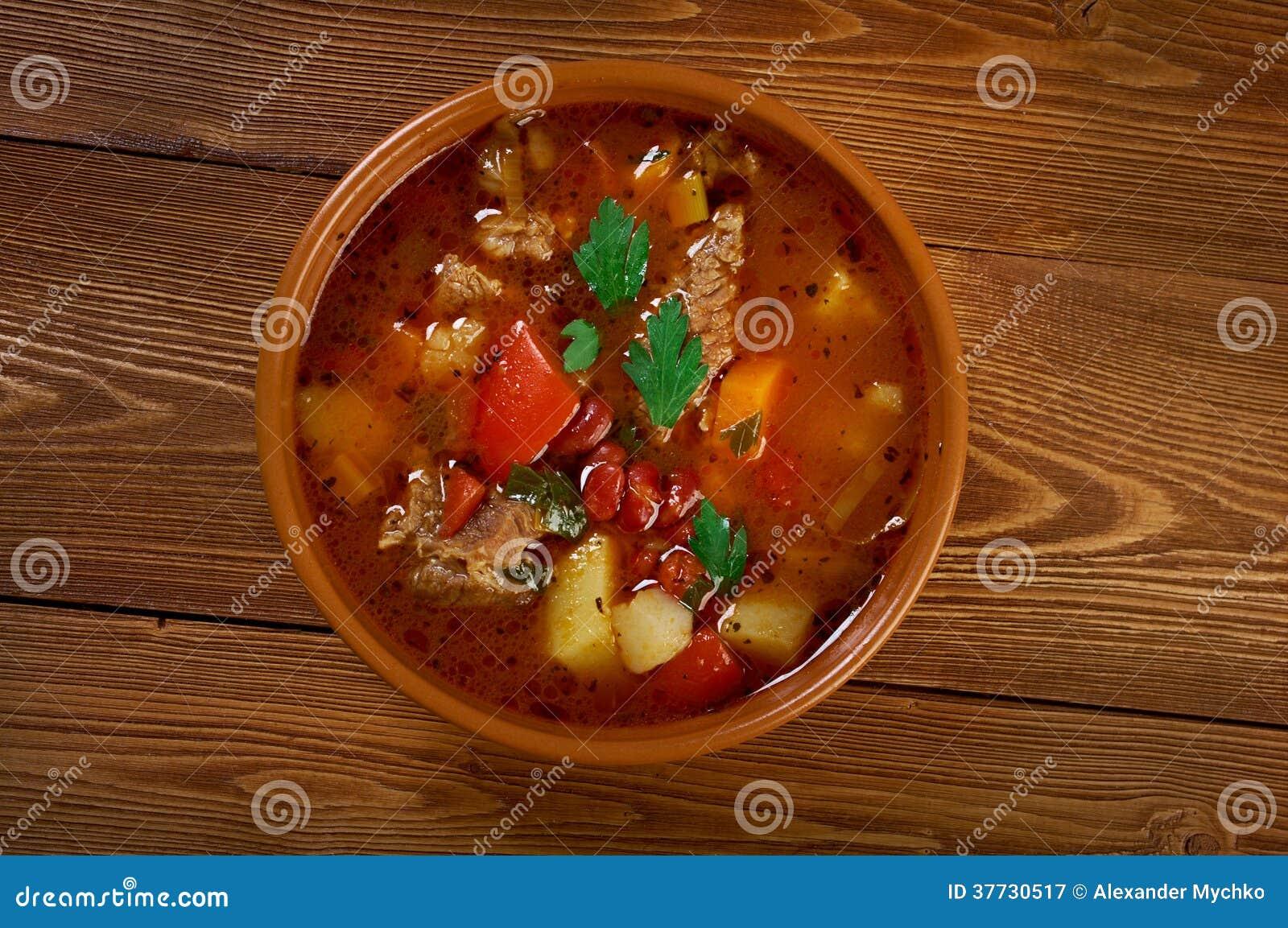 Eintopf plat allemand traditionnel de cuisine for Cuisine traditionnelle style