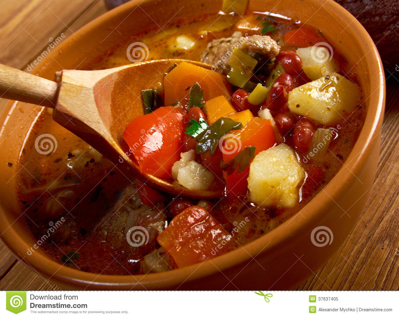 Eintopf traditional german cuisine dish royalty free for Authentic german cuisine