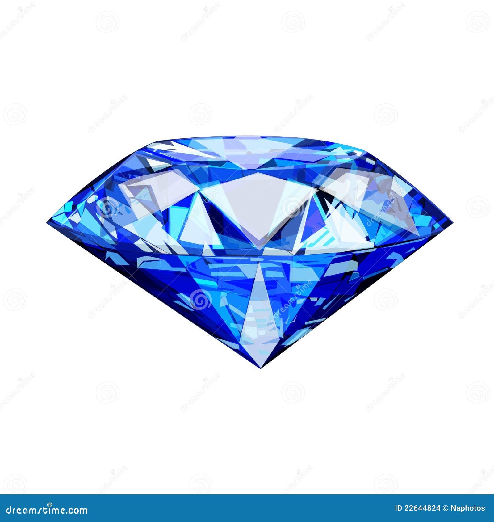 der blaue diamant