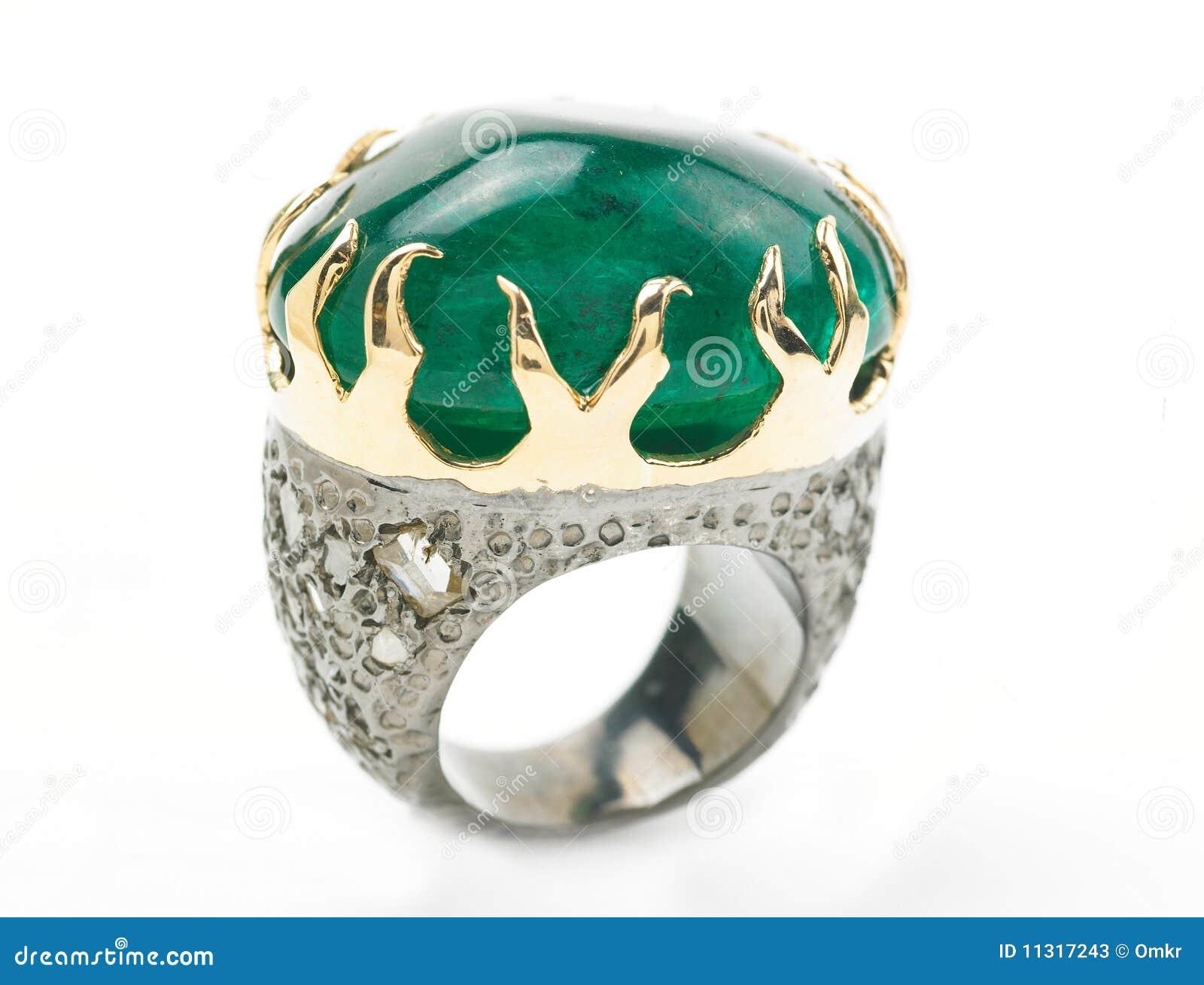 Einzelner Ring