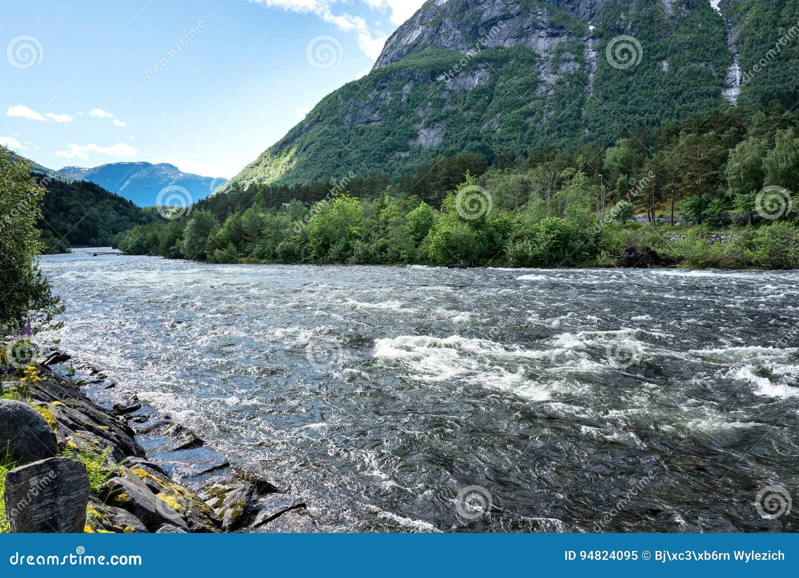 Eio stock image  Image of norwegian, norway, hordaland
