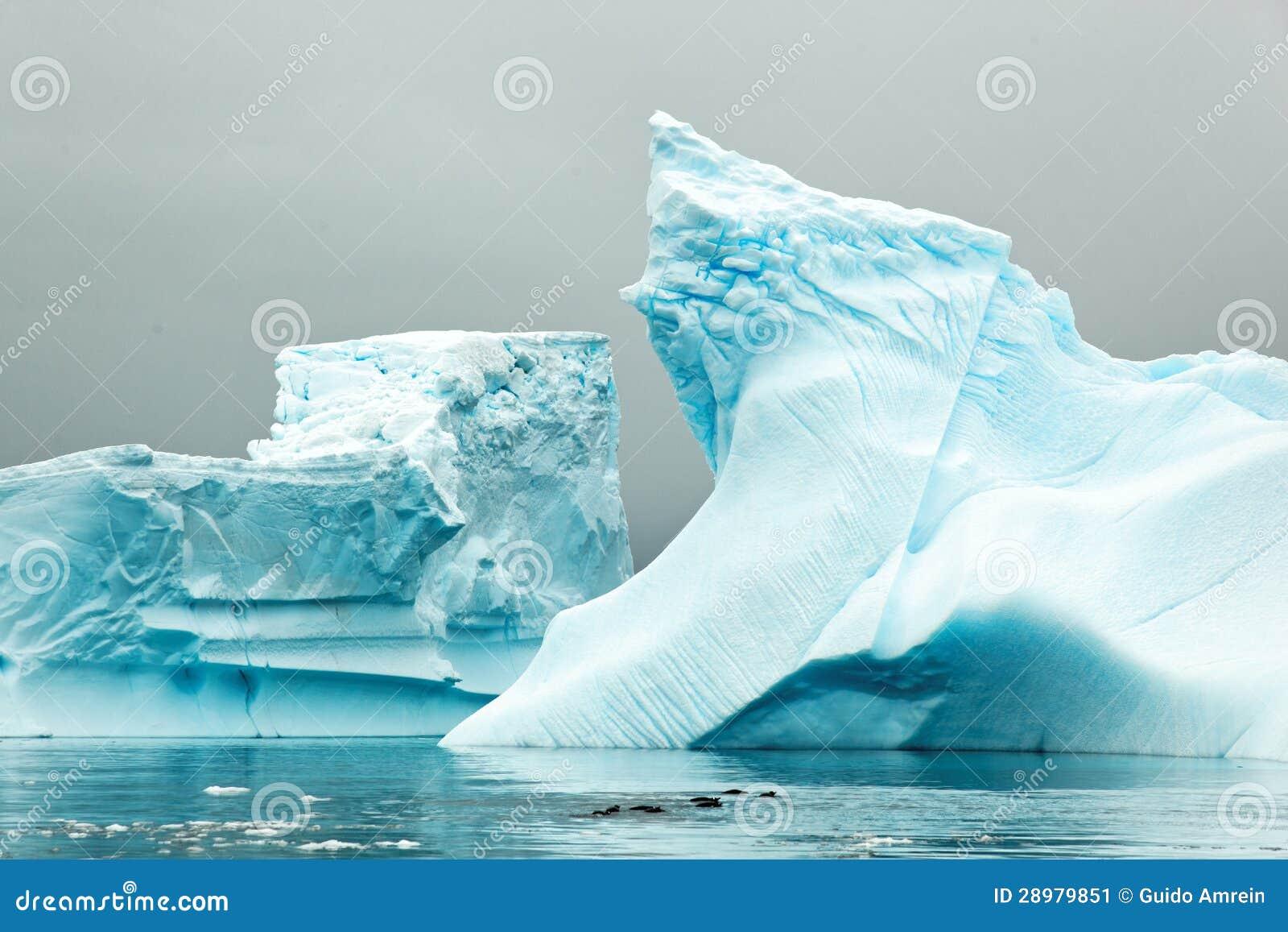 Eisberg in Antartica
