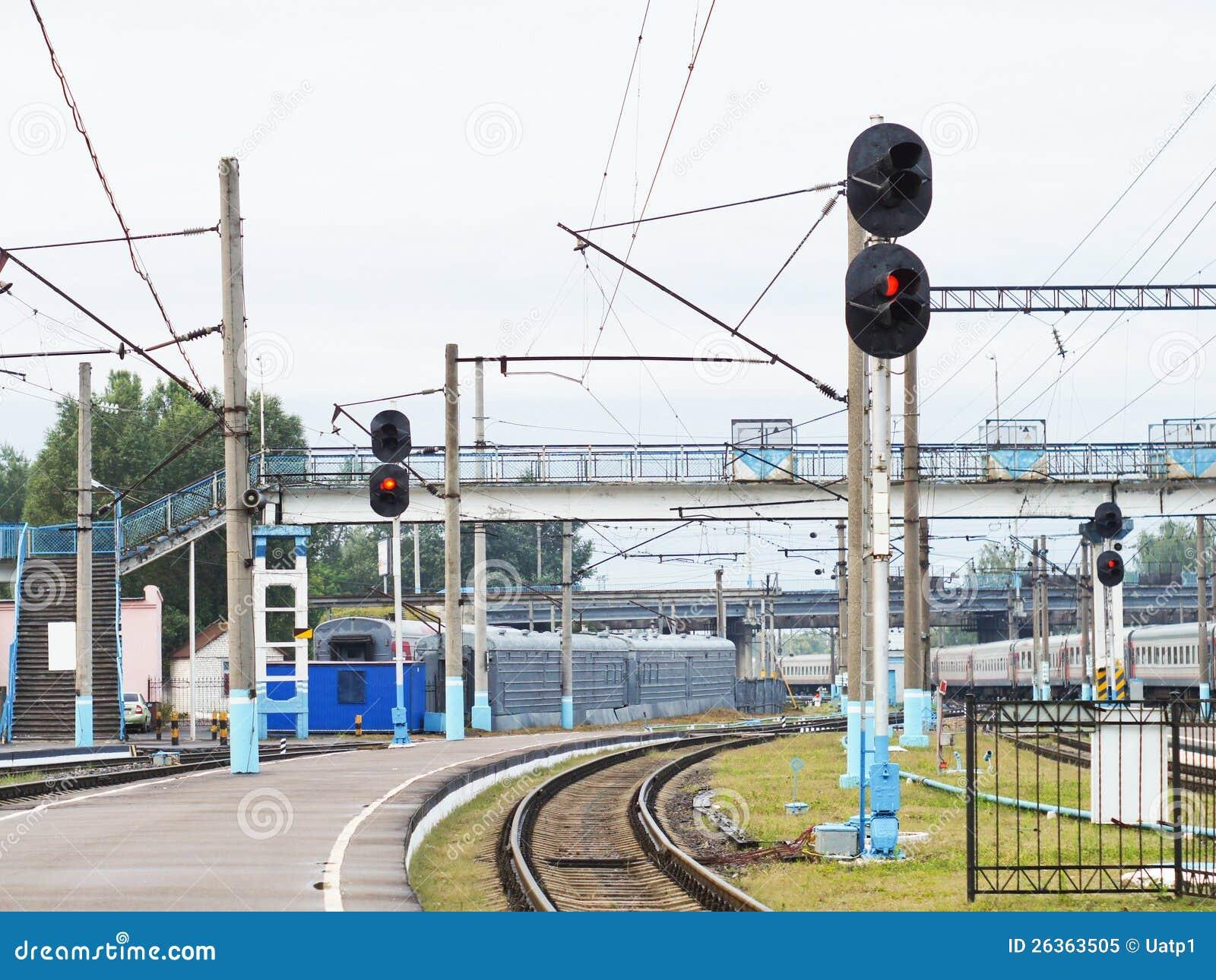 Eisenbahnstation