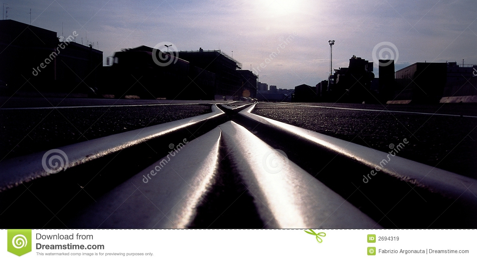 Eisenbahnverzweigung