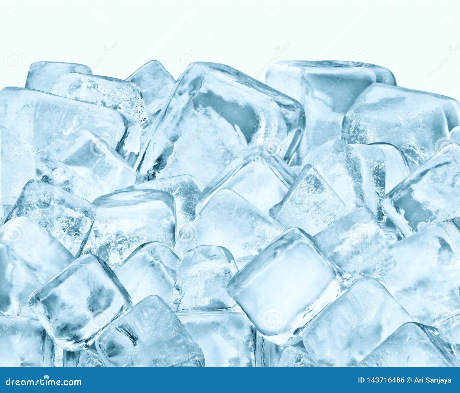 Eiswürfelgruppe