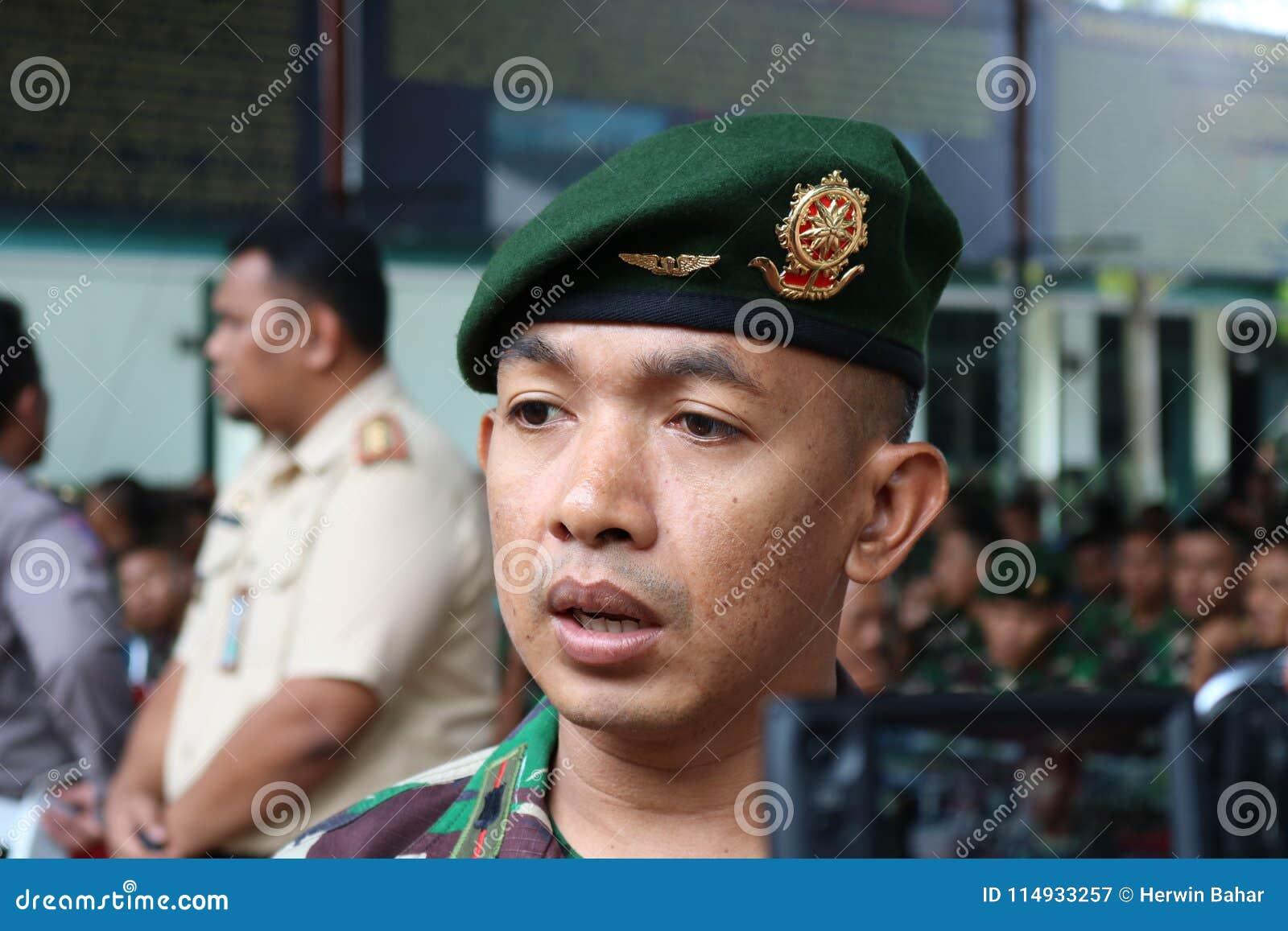 Ejército de boinas verdes