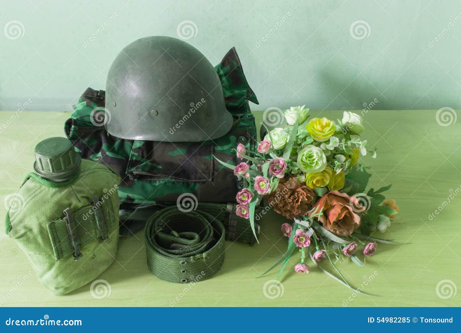 Ejército del vintage
