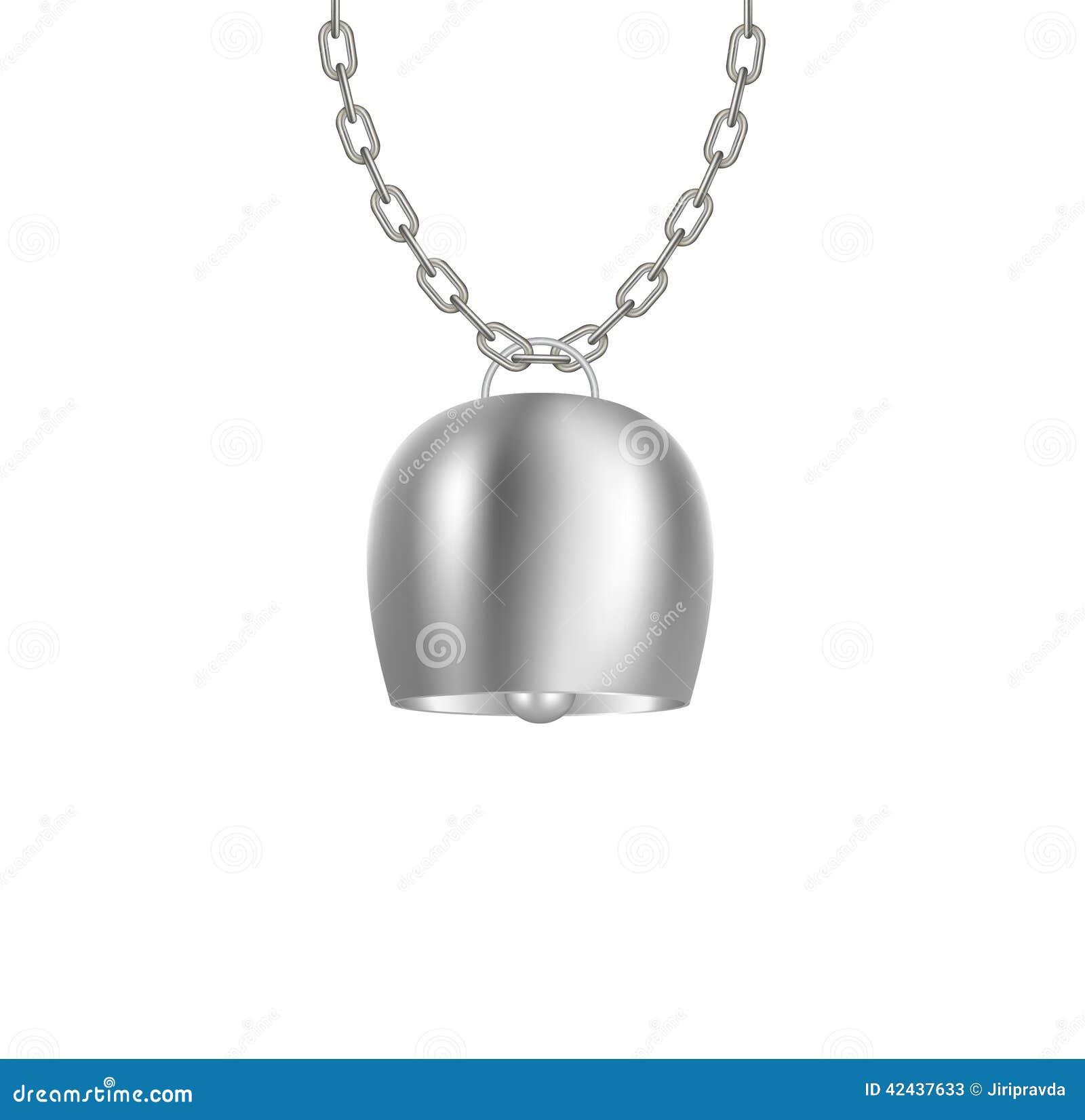 Ejecución del cencerro en la cadena de plata