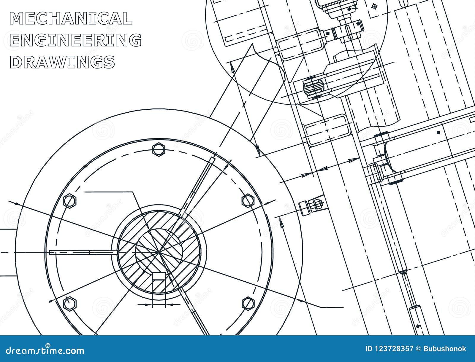 Ejemplo de la ingeniería del vector Cubierta, aviador, bandera, fondo