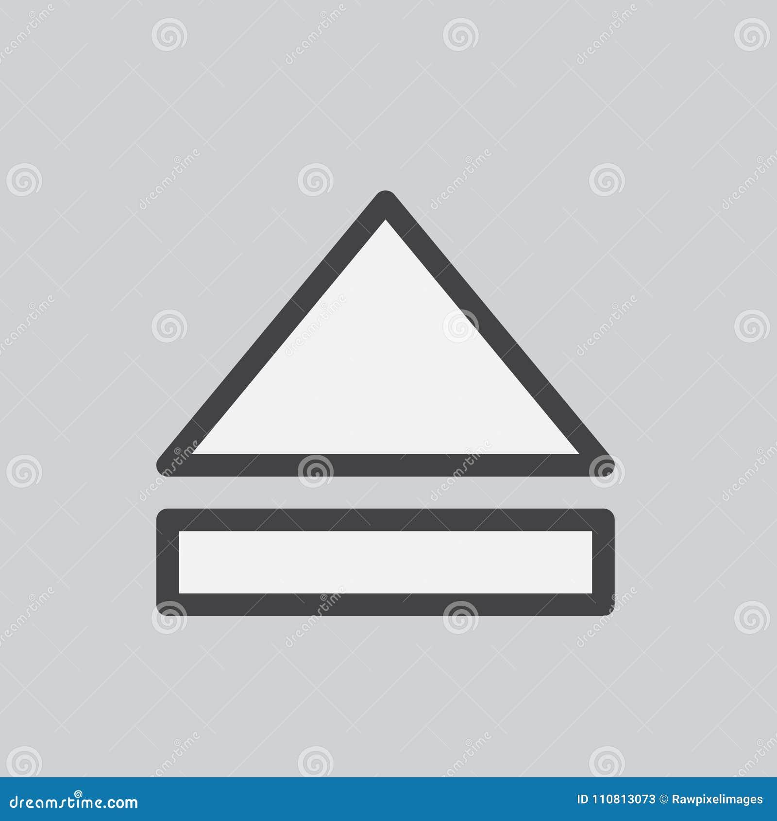 Ejemplo de la tecnología multimedia del disco in/out