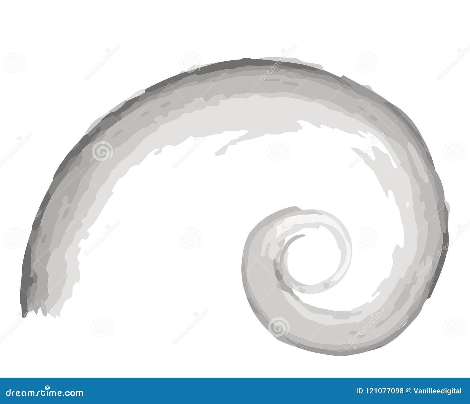 Ejemplo de oro negro del vector de la pintura del extracto del ratio