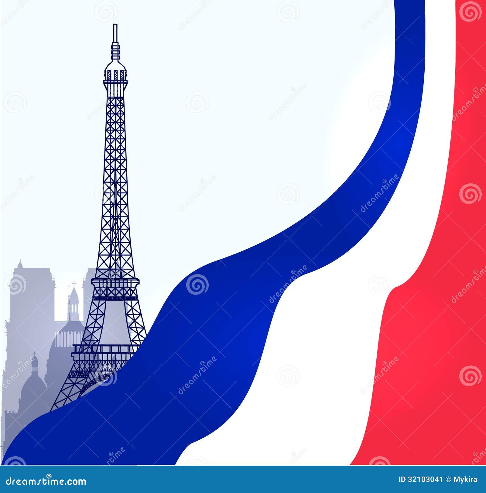 Contemporáneo Colorear Bandera Francesa Viñeta - Dibujos de Animales ...
