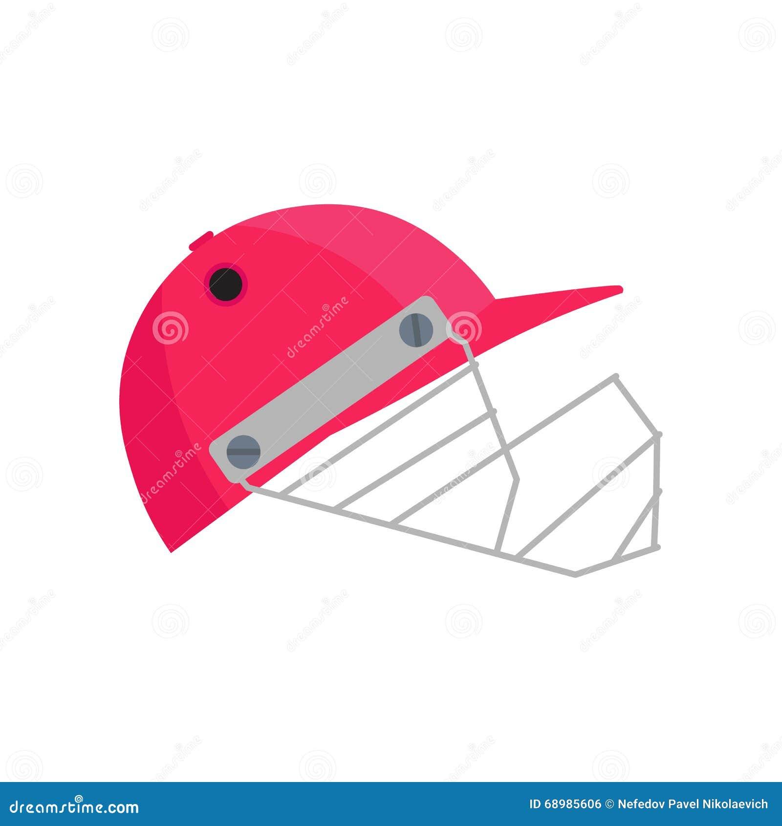 Ejemplo del casco del grillo Casco del grillo en el fondo blanco Casco del grillo Fichero del casco illustration Isolat del casco