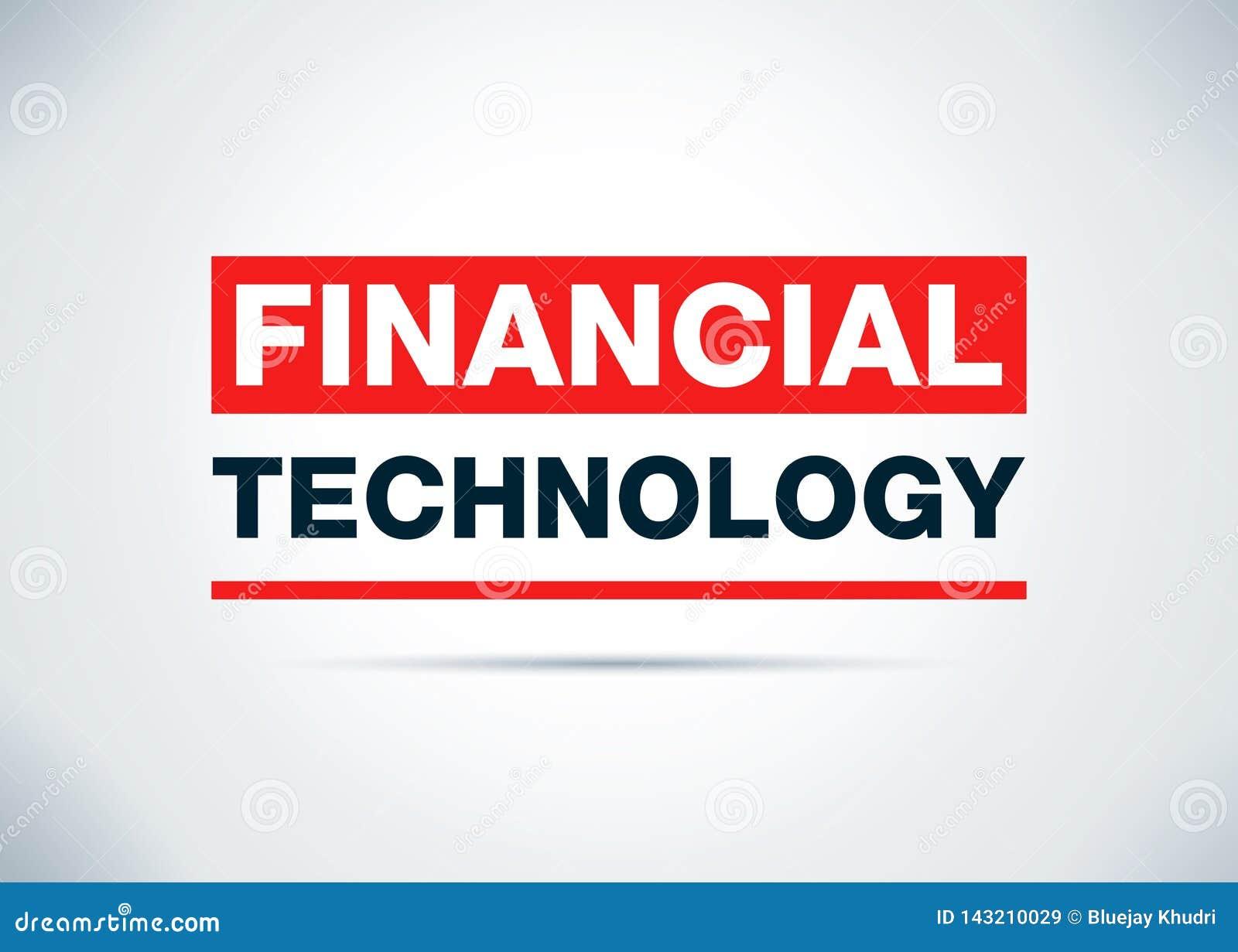 Ejemplo plano del diseño del fondo del extracto financiero de la tecnología