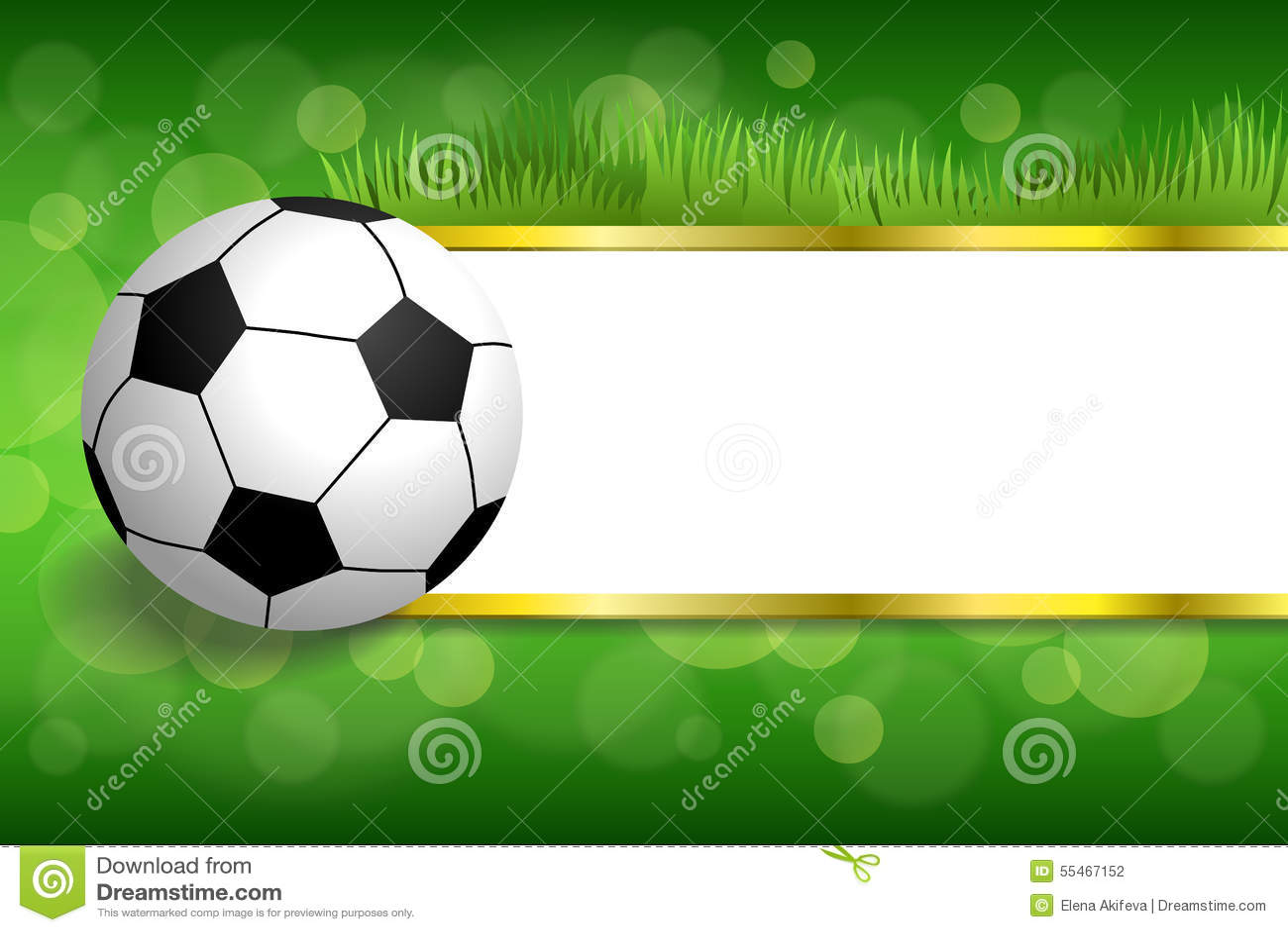 Fondos De Pantalla Fútbol Pelota Silueta Deporte: Ejemplo Verde Abstracto De La Bola Del Deporte Del Fútbol