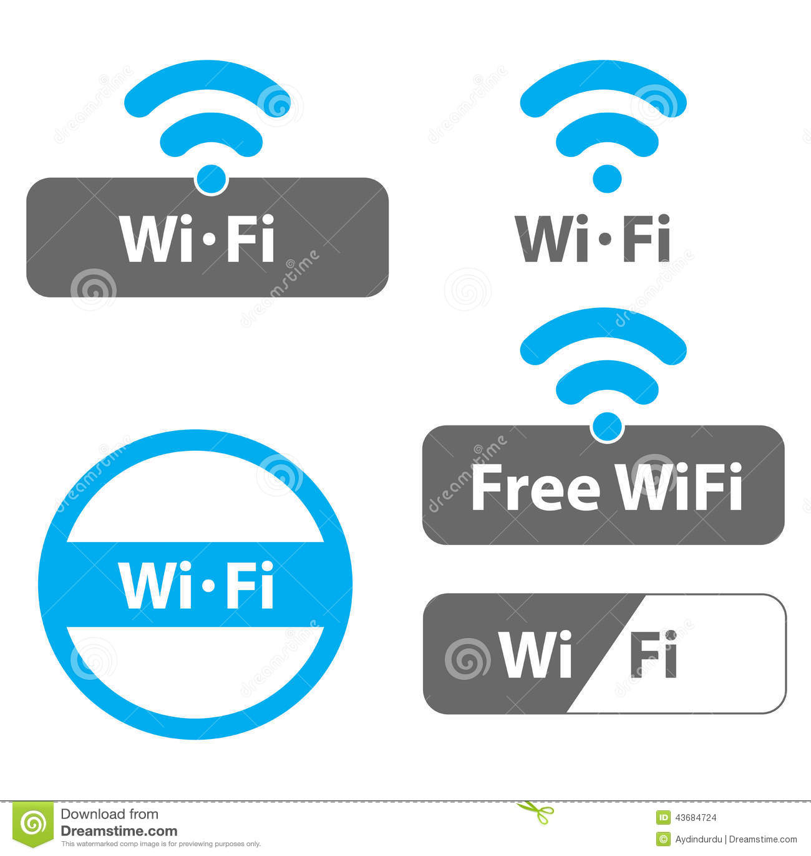 Ejemplos del Wi-Fi