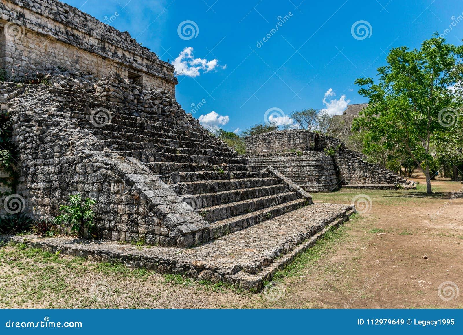 Ek Balam Mayan Acropolis, Temples, and Ruins