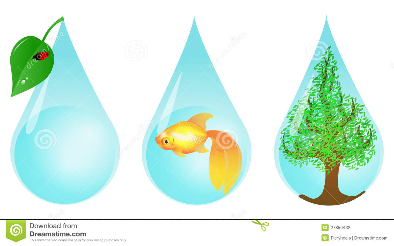 Ekologicznie Życzliwe Wodne Krople