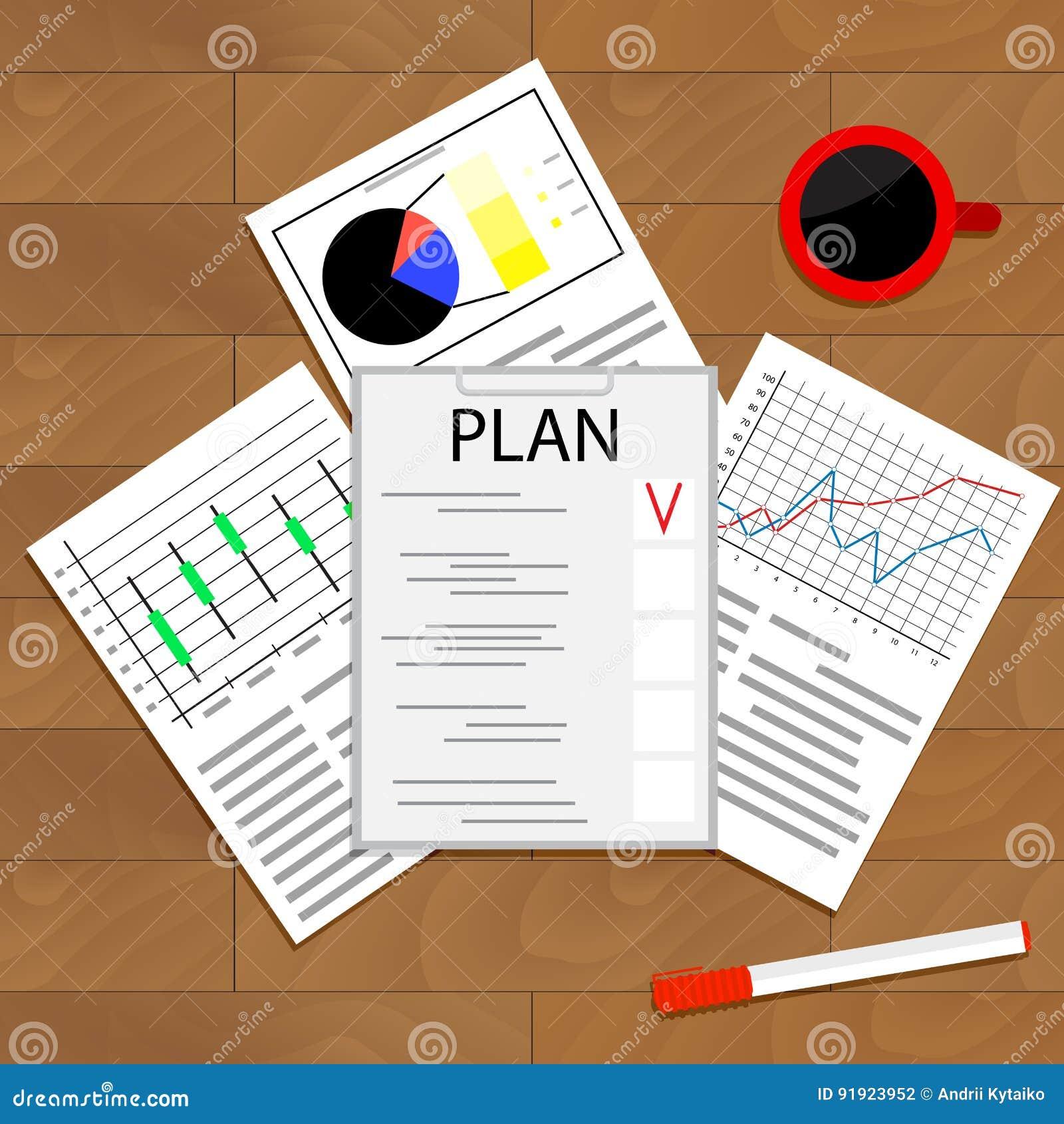 Ekonomicznego planowania lista kontrolna