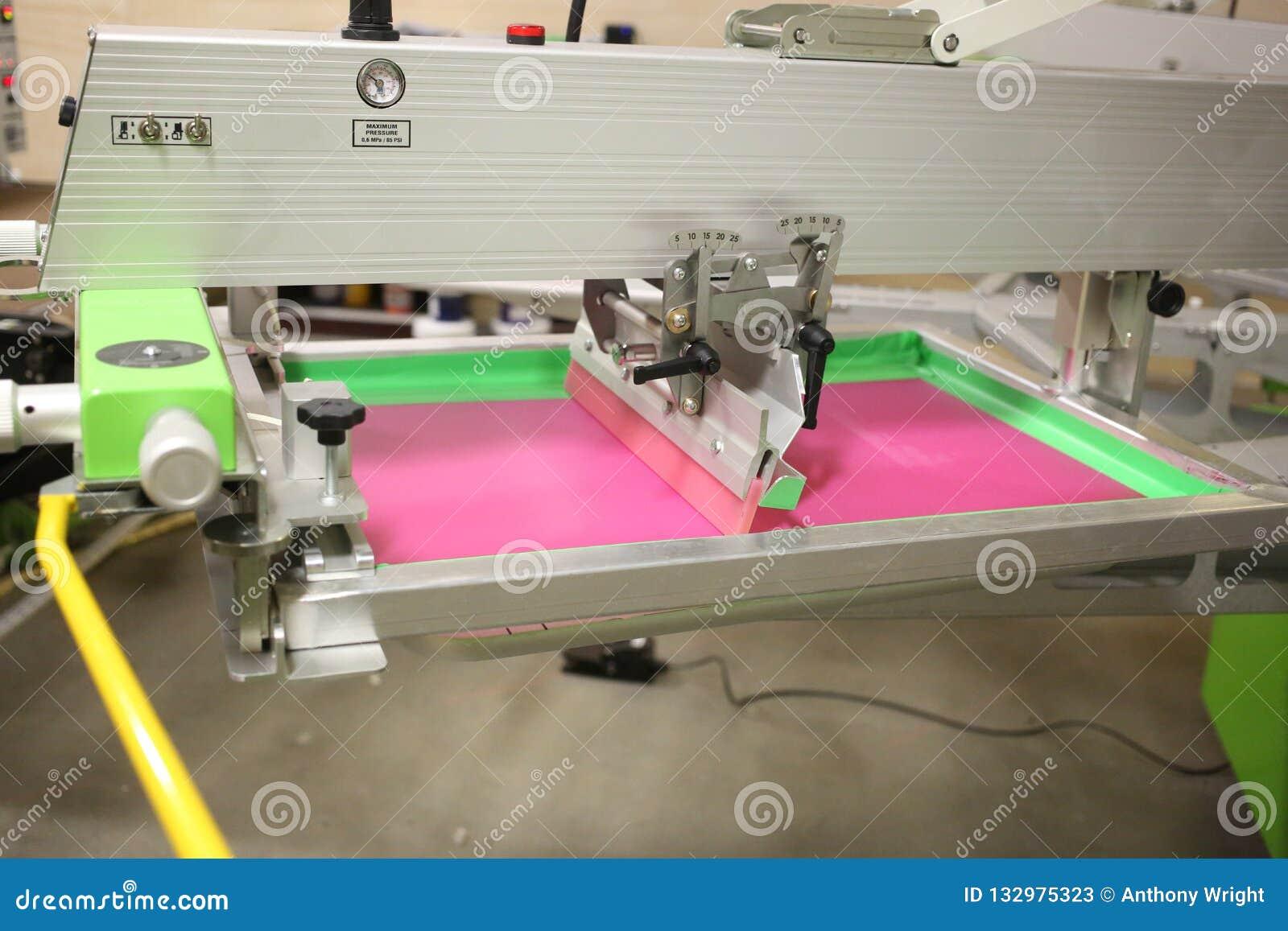 Ekran na parawanowej drukarce