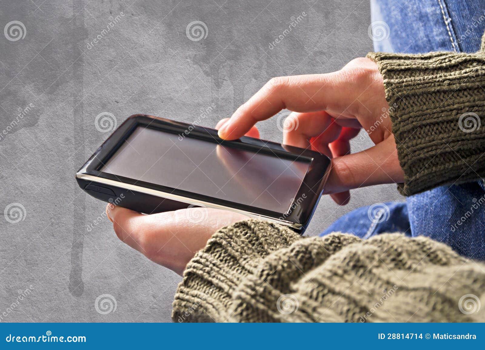 Ekran sensorowy telefon