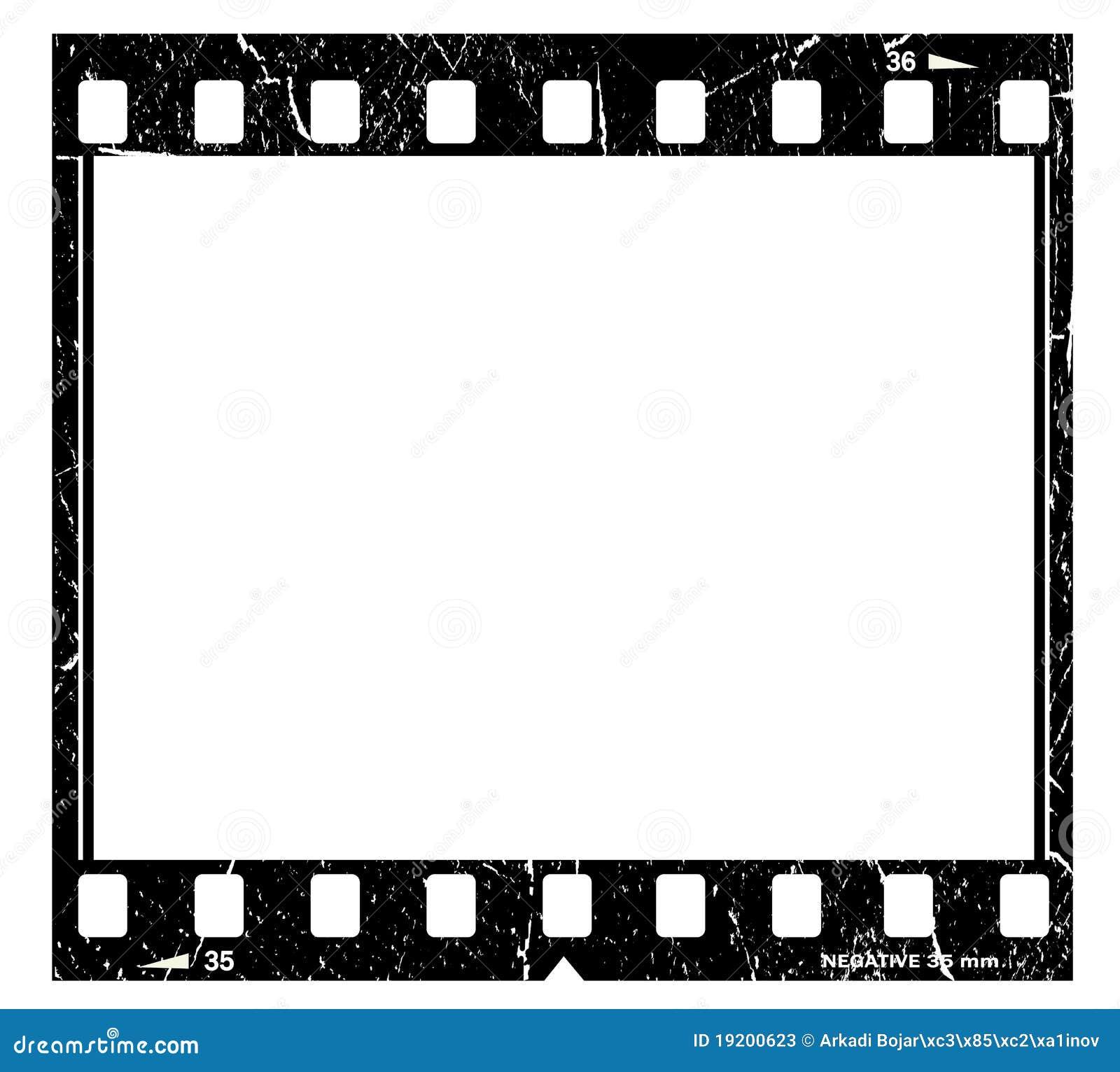 Ekranowy stary pasek