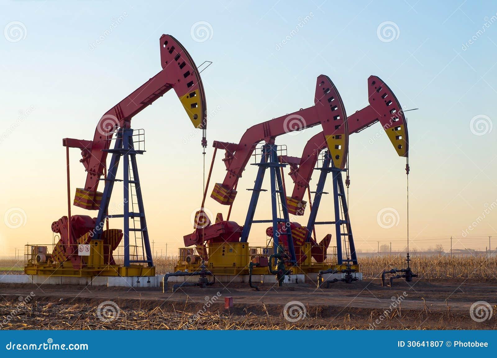 Eksploracja złóż ropy naftowej