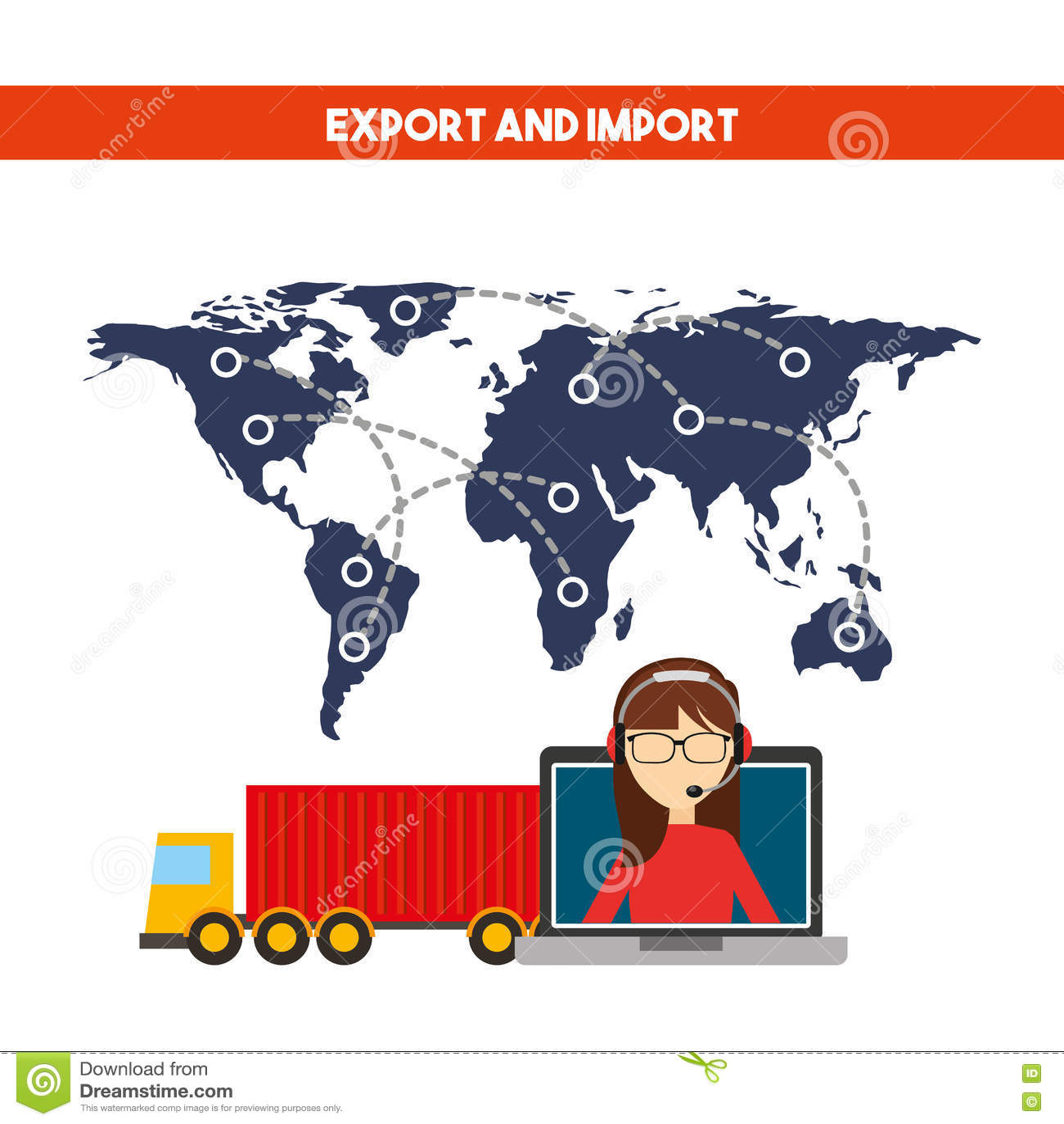 Eksporta i importa projekt